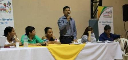 CONTINÚA SOCIALIZACIÓN DE LA REFORMA A LA ORDENANZA QUE REGULA LA TARIFA DEL AGUA POTABLE, ALCANTARILLADO EN LOS BARRIOS DE LA CIUDAD