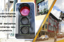 PROYECTO DE SEMAFORIZACIÓN BRINDA SEGURIDAD VIAL A LOS SHUSHUFINDENSES